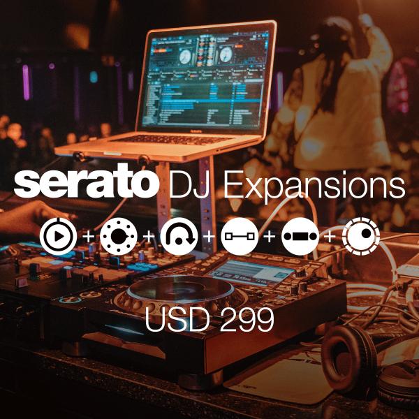 Serato DJ Expansions