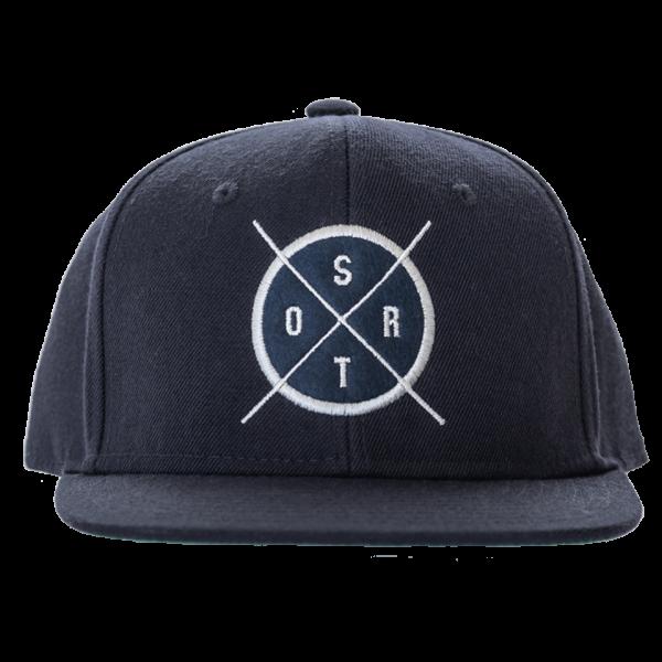 Serato SRTO Cap (Embroidered)-Blue