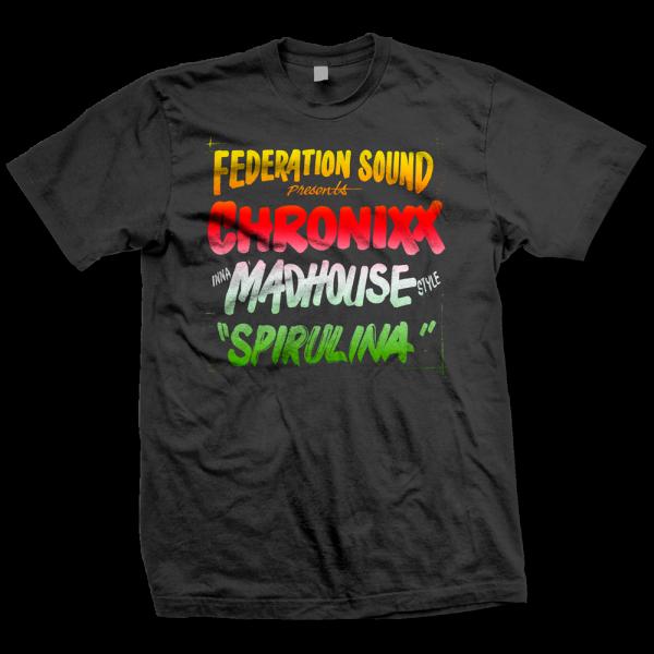 "Chronixx ""Spirulina"" T-Shirt"