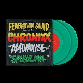 Serato X FEDERATION SOUND presents CHRONIXX inna MADHOUSE style