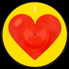 "2 X 12"" Emoji Series #3 Donut/Heart"