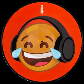 "2 X 12"" Emoji Series #4 Thinking/Crying"