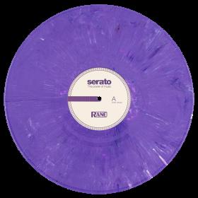 Purple Rane X Serato Pressing (pair)