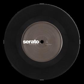 "7"" Serato Standard Colors - Black (Pair)"