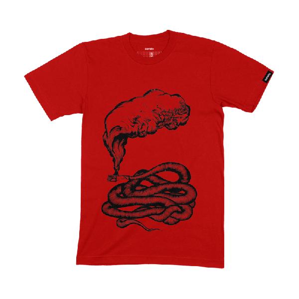 David Ellis Sidewinder T-shirt