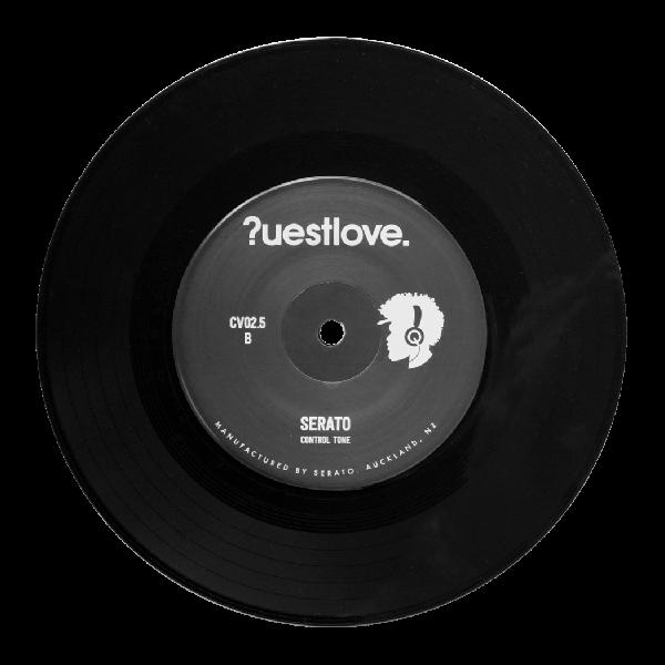 """7"""" Serato Pressing - ?uestlove - """"Cracklin' Bread"""" (Single 7"""")"""