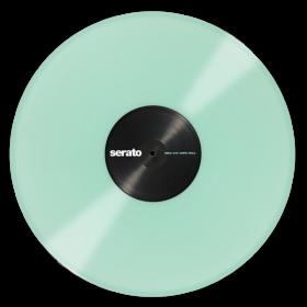 12'' Serato Control Vinyl - Performance Series - GID - Official Jacket (Pair)