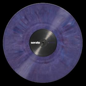 12'' Serato Control Vinyl - Performance Series - PURPLE - Official Jacket (Pair)