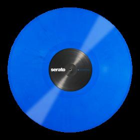 12'' Serato Control Vinyl - Performance Series - BLUE - Official Jacket (Pair)