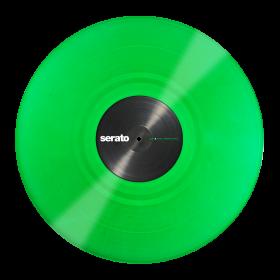 Serato Performance Series (Pair) - Green